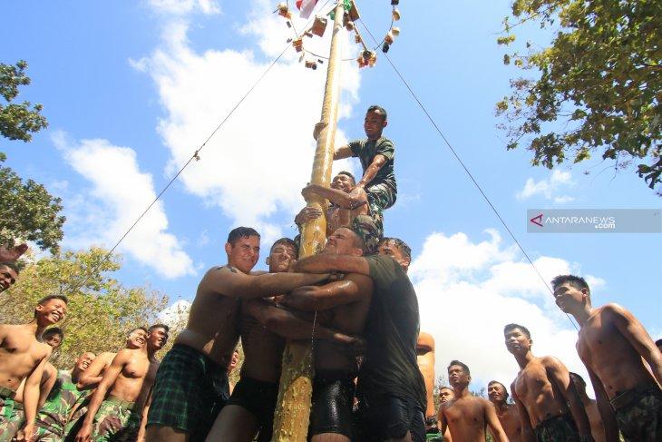 Marinir Indonesia-AS semarakkan Hari Kemerdekaan