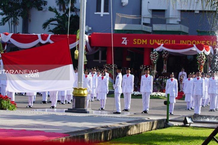 Bupati AM Nasir  ajak lanjutkan pembangunan untuk mengisi kemerdekaan