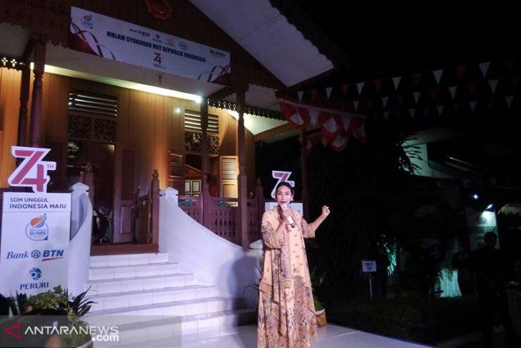 Konsorsium BUMN sulap rumah Fatmawati kembali ke tempo dulu