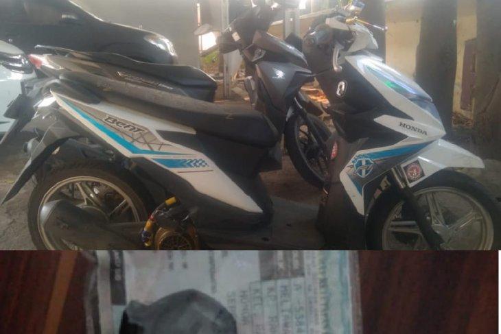 Pelaku curanmor di Tangerang ditangkap