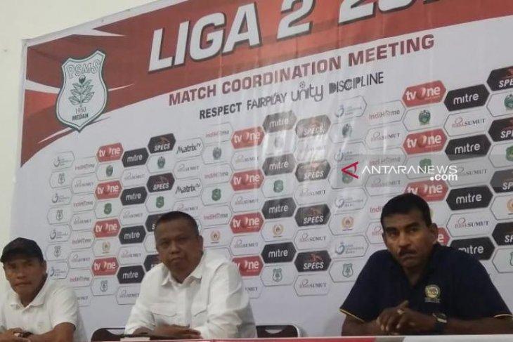 PSMS Medan pastikan datangkan empat pemain baru