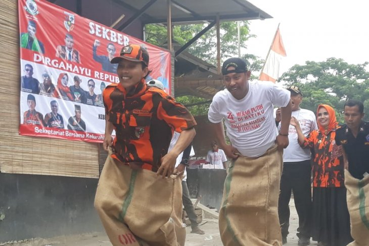 Tiga ormas di Jabodetabek kompak peringati Hari Kemerdekaan RI