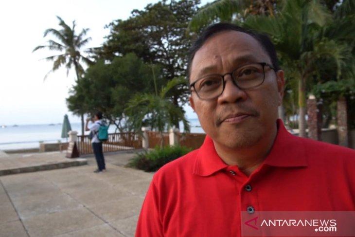 Pasca-diterjang tsunami, kondisi Tanjung Lesung berangsur pulih