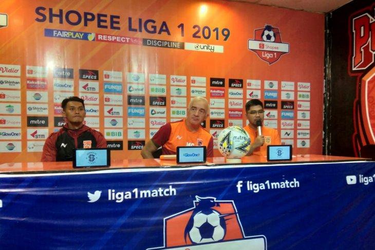 Kesebelasan Borneo FC bertekad taklukkan Persipura