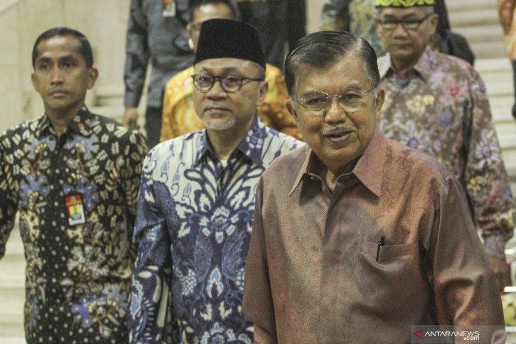 "Wapres: ""Living Constitution"" bisa saja diterapkan di Indonesia"
