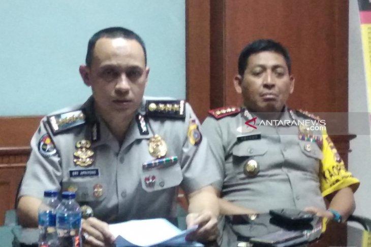 Sembilan orang diperiksa terkait pemukulan anggota DPR Aceh, enam diantaranya anggota polisi