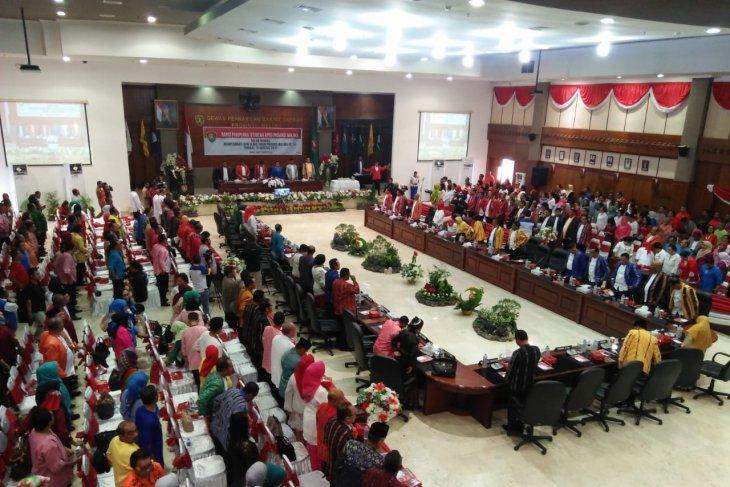 DPRD Pembangunan Maluku semakin maju
