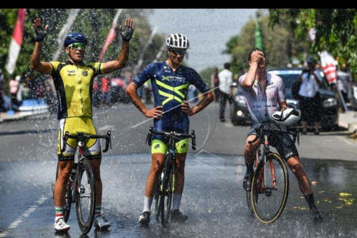 Etape pertama Tour de Indonesia