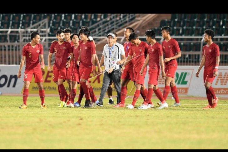 Indonesia juara ketiga AFF U-18