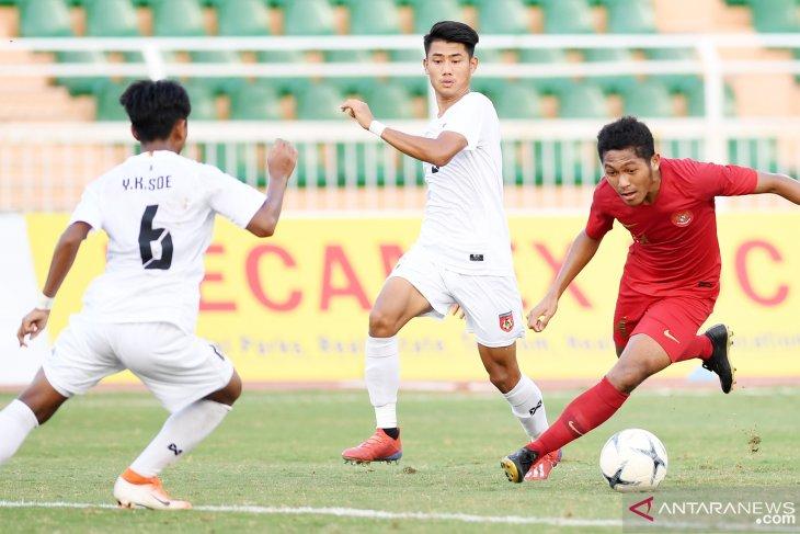 Taklukkan Myanmar 5-0, Timnas rebut peringkat tiga Piala AFF U-18