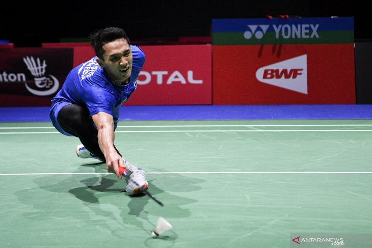 Jonatan menangi putaran pertama kejuaraan dunia
