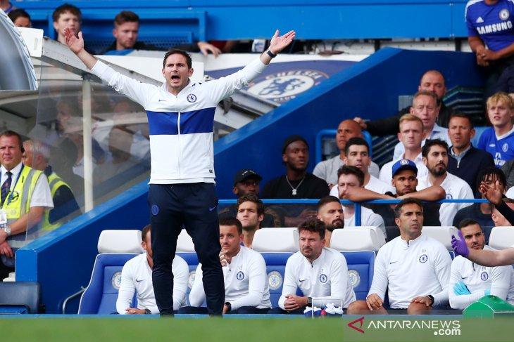 Lampard belum juga mencetak  kemenangan sebagai pelatih Chelsea