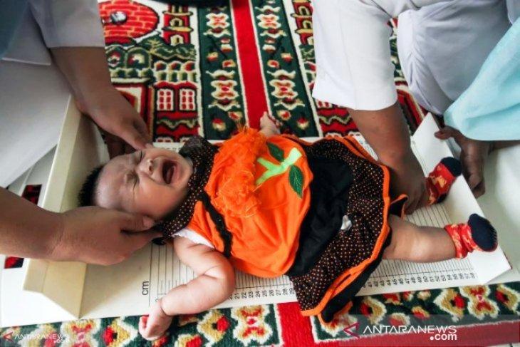Kasus stunting di Aceh Jaya mulai turun