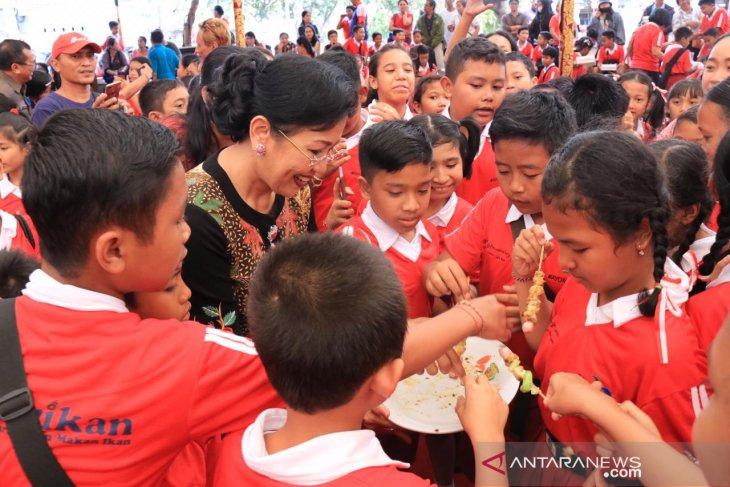 Forikan Bali minta masyarakat konsumsi ikan untuk kecerdasan