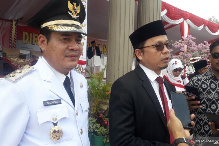 Ketua DPRD Bangka Tengah masih meninggalkan PR