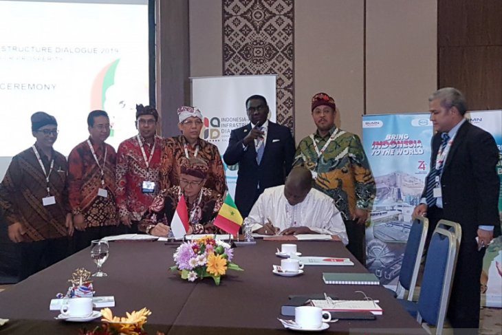 PT WIKA inks agreement to construct US$250-million tower in Senegal