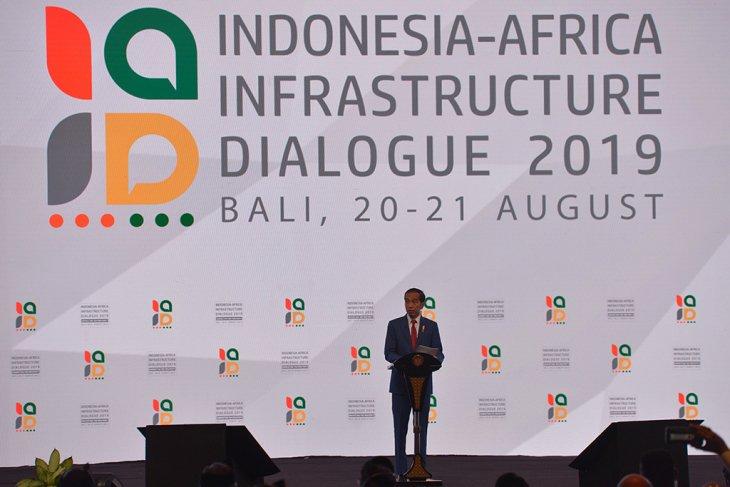 Dialog infrastruktur Indonesia - Afrika