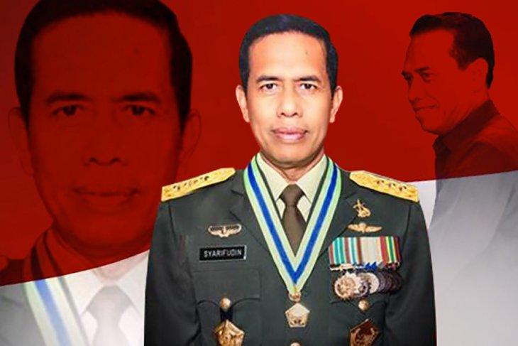 Letjen Prof Syarifudin Tippe, sosok tepat jabat Menhan kabinet Jokowi jilid dua