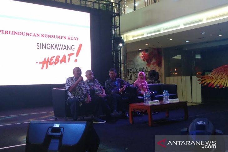 Disperindag Kalbar sosialisasikan perlindungan konsumen di Kota Singkawang