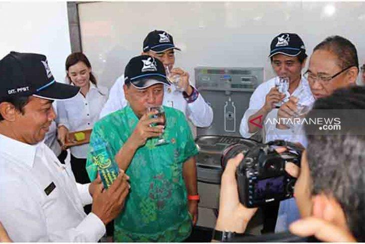 Menristekdikti luncurkan pusat pengelolaan air siap minum di Undiksha