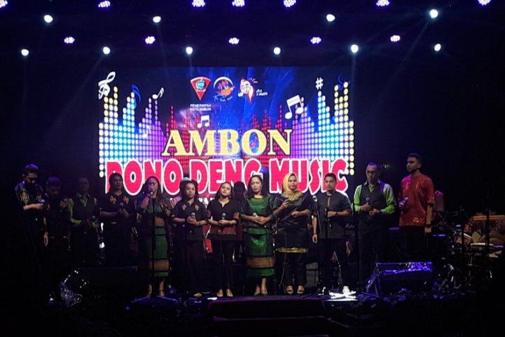 Pemkot Ambon jadwalkan panggung hiburan