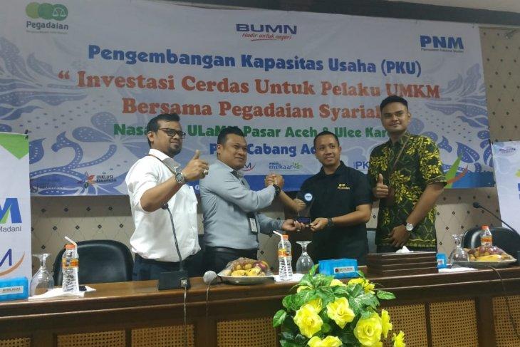 UMKM Aceh dibekali pengetahuan investasi  cerdas