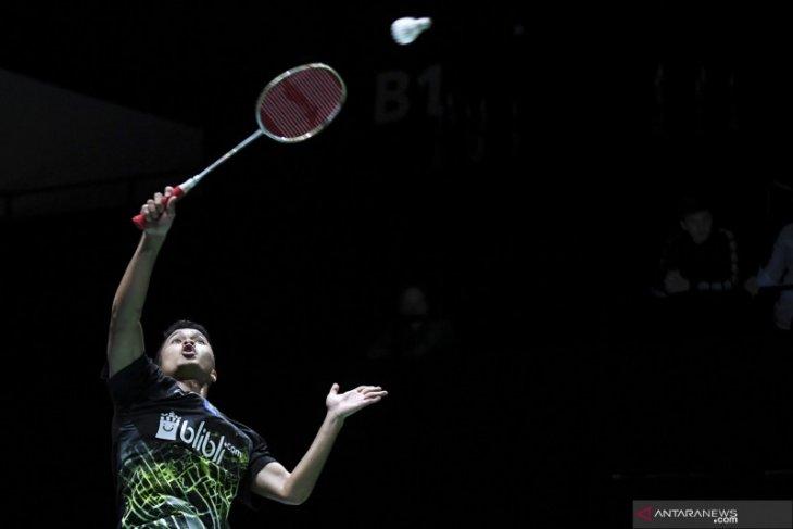 Kembali Ginting-Momota ketemu di final China Open