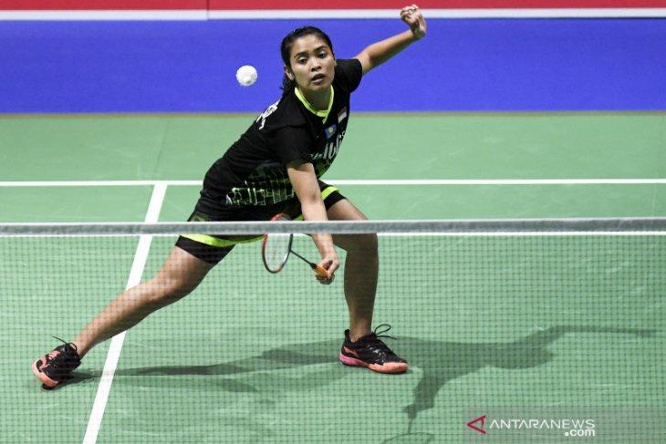 Dua tunggal putri Indonesia ke perempat final Chinese Taipei Open