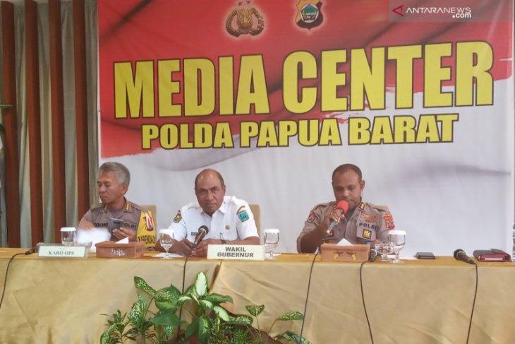 Pemprov Papua Barat jamin Manokwari aman