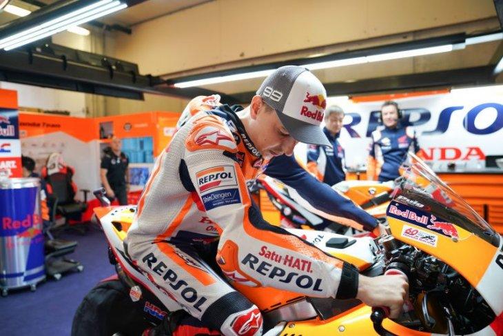Lorenzo akan kembali membalap setelah pulih cedera