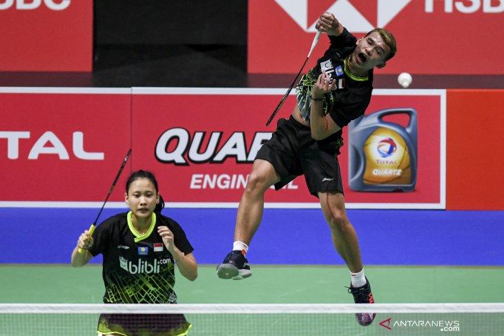 Ganda putri  Rinov/Pitha ke babak dua China Open 2019