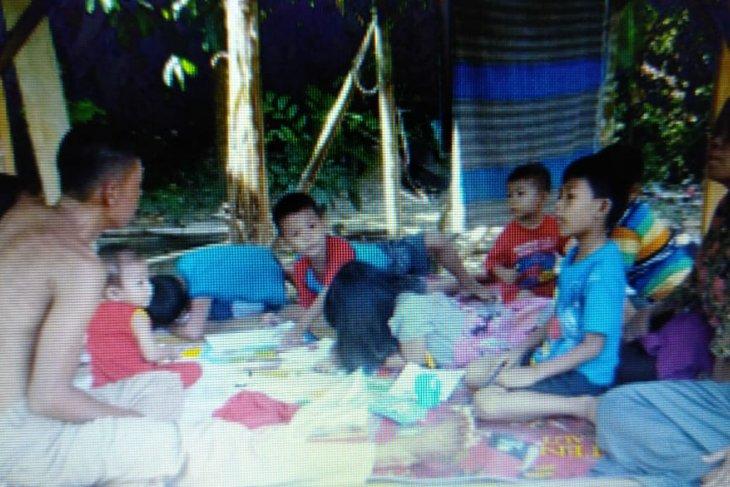 Saung Edukasi Pandali di Lebak butuh perhatian pemerintah