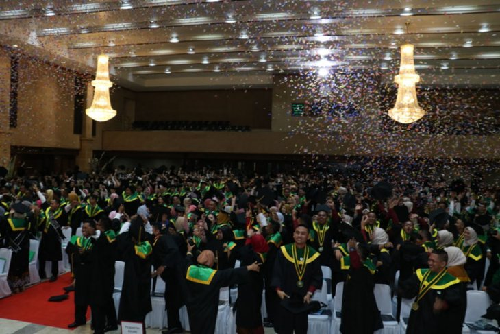 179 lulusan perdana Polbangtan Bogor ikuti wisuda nasional