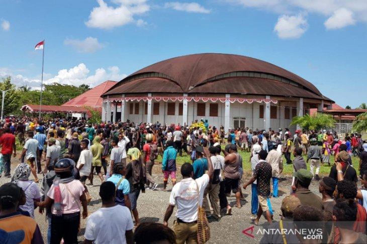 Polri selidiki lima akun medsos sebar video provokasi kericuhan Papua