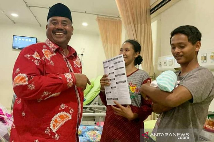 Akta Kelahiran Lahir 17 Agutsus 2019 di Kukar