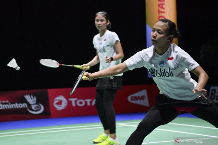 Sukses, tiga ganda putri  ke perempat final Vietnam Open