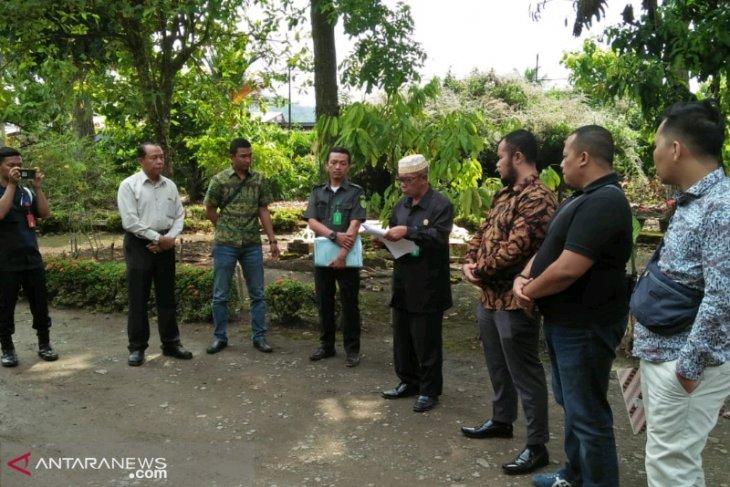 Pengadilan Agama Padangsidimpuan lakukan sita eksekusi tanah sengketa