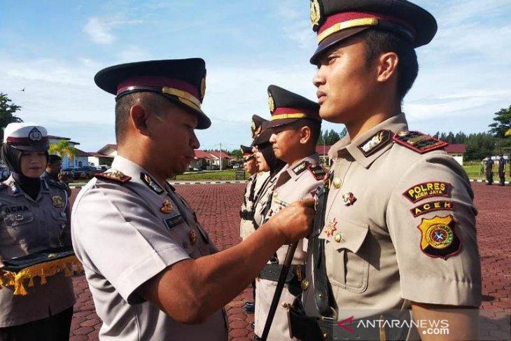 Iptu Bima Nugraha jabat Kasat Reskrim Polres Aceh Jaya