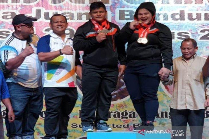 Lifter Aceh berjaya tambah enam emas di Kejurnas