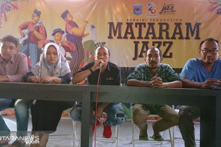Mataram Jazz 2019 bakal menampilkan 14 musisi