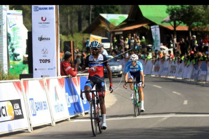 Etape IV Tour de Indonesia