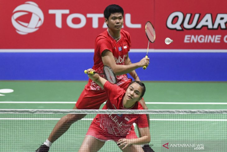 Tumbangkan unggulan utama, Praveen/Melati ke semifinal Denmark Open