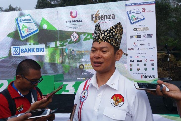 Ketua ISSI: Banyuwangi kota balap sepeda