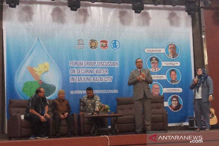 PDAM Tirta Kualo-UNESCO teliti sumber air di Tanjungbalai