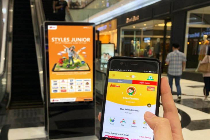 Aplikasi Styles Lippo Malls tambah dua fitur baru