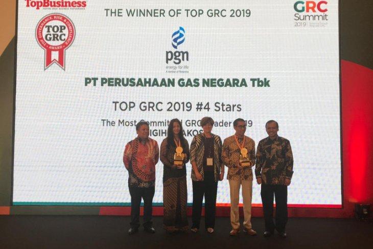 PGN raih dua penghargaan