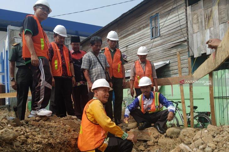 Pemkab HST bangun Mushola Pasar Keramat senilai Rp640 juta lebih