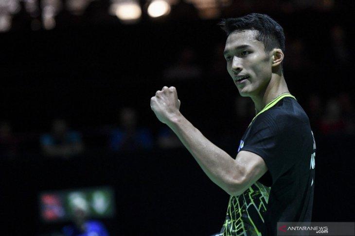 Jojo maju ke perempat final Fuzhou China Open 2019