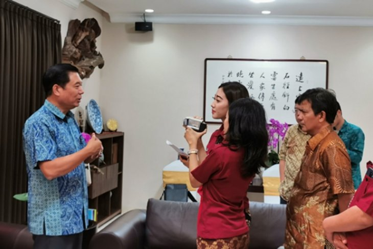 Chinese government extends invite to 10 Indonesian journalists