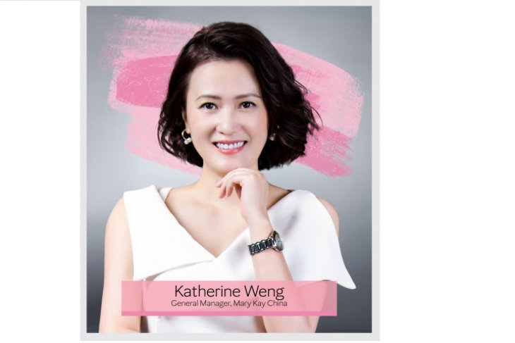 Mary Kay appoints Katherine Weng General Manager for China